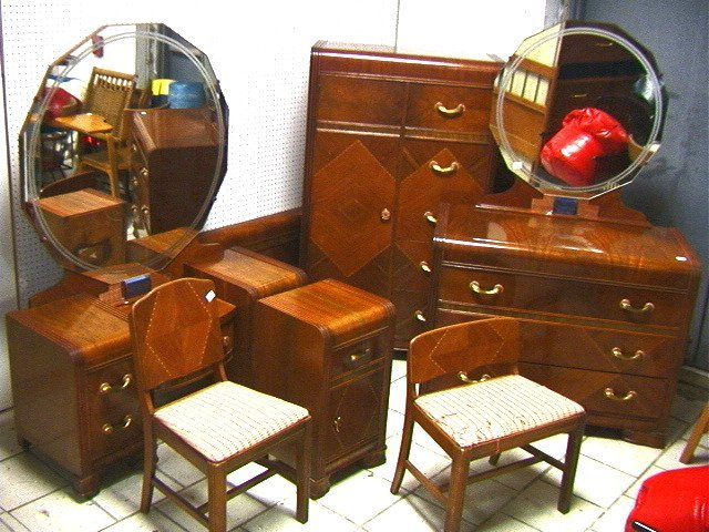 art deco waterfall bedroom furniturevalue submited images