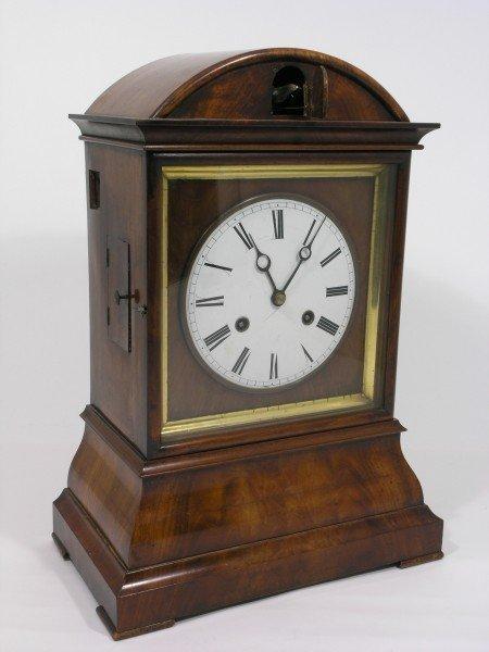 1008 An Unusual 19th Century Continental Cuckoo Clock