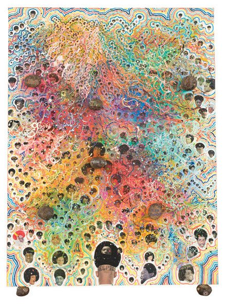 chris ofili afrodizzia Chris ofili the holy virgin mary  a-level: chris ofili,  paintings like the afrodizzia series and no woman no cry make references not only to hip-hop and.
