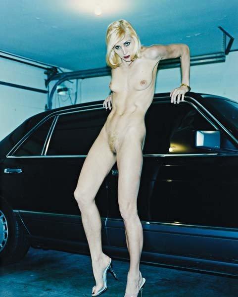 Art Evi Helmut Newton Nude Quaid 48
