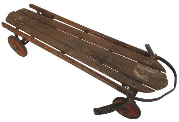 Children s sled Flexy Racer