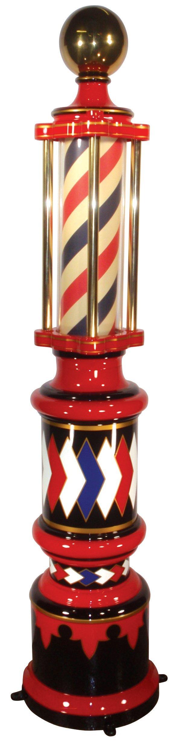 vintage barber pole eBay