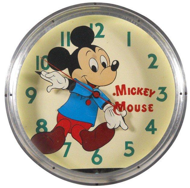Mickey Mouse Clock Hands Mickey Mouse Clock Hands Move
