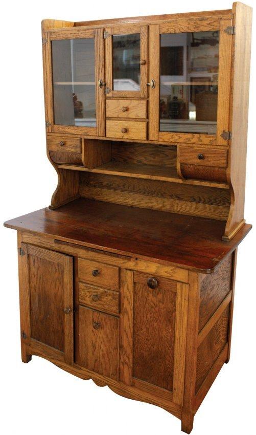 furniture possum belly kitchen or baker s cabinet lot 787