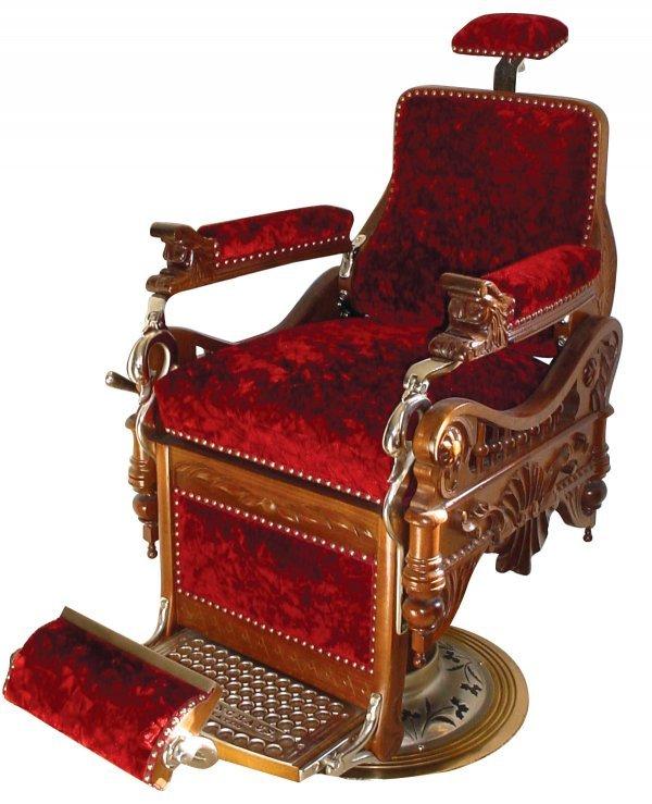 797 Barber Chair Berninghaus Barber Supply Co 39 S Arg