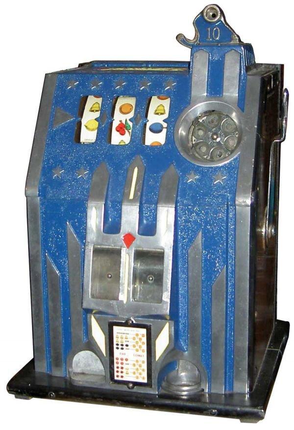 comet slot machine repair