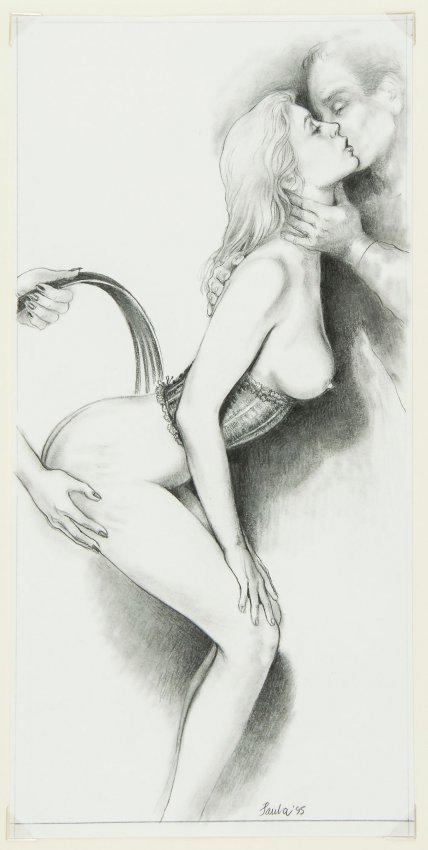 lynn Drawings russell by paula