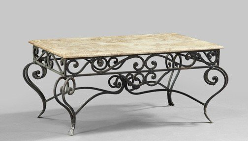 Excellent Cast Iron Marble Coffee Table 504 x 288 · 26 kB · jpeg
