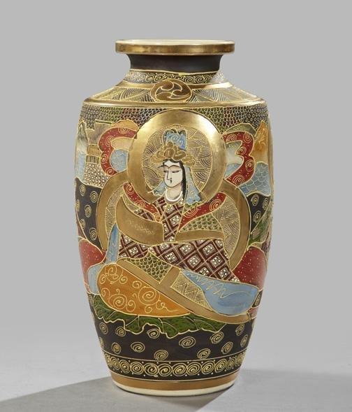 japanese satsuma porcelain