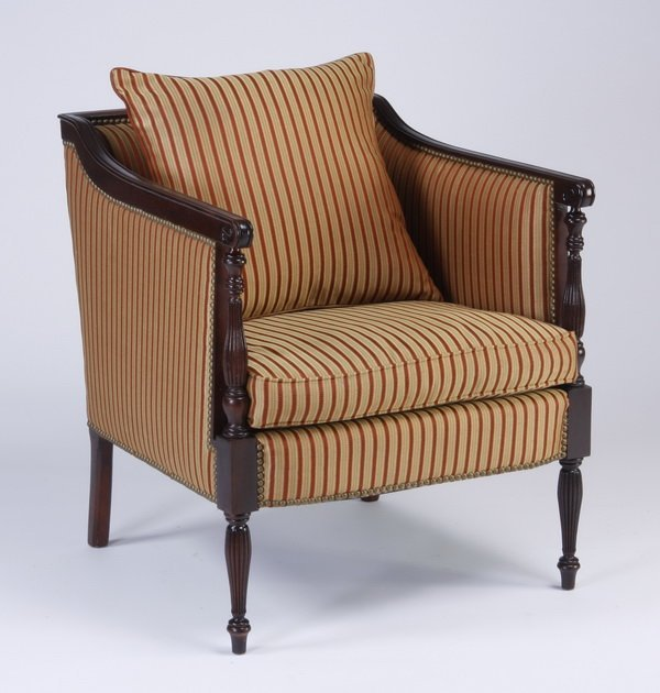 Sheraton Style Chair, By Kravet : Lot 657