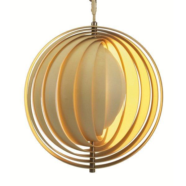 939 verner panton moon light by louis poulsen lot 939. Black Bedroom Furniture Sets. Home Design Ideas
