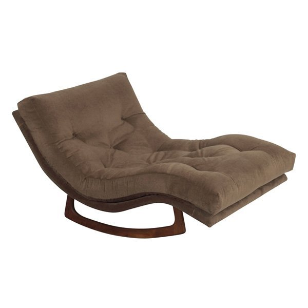 Adrian Pearsall rocking lounge chair Lot 963