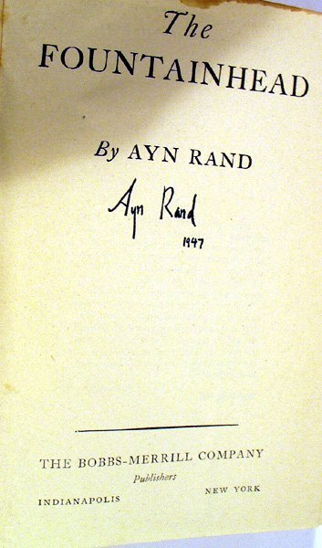 "ayn rand essay scholarship On which scholarship consider what rand has to say in her 1962 essay ""the contrast this approach to defending capitalism with ayn rand's approach in."