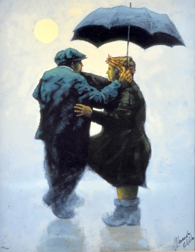 Alexander millar limited edition signed print 39 mam and for Mam limited