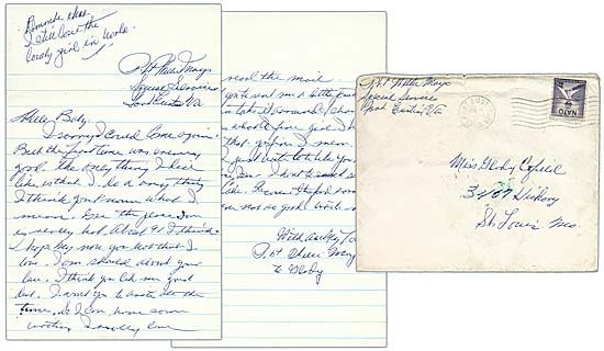 boston com love letters 3129 1952 letter by willie mays to lot 3129 1952