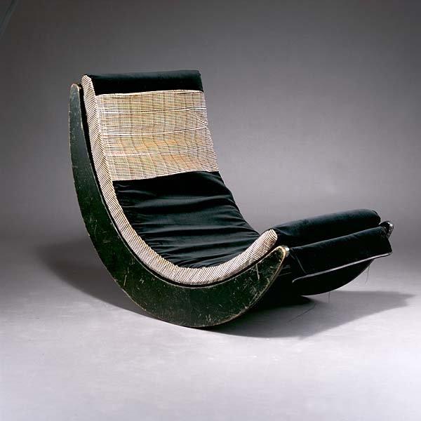 2523 verner panton 39 relaxer ii 39 rocking chair 1974