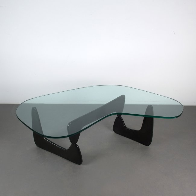 Isamu Noguchi In The Style Of Coffee Table C1950 Lot 292