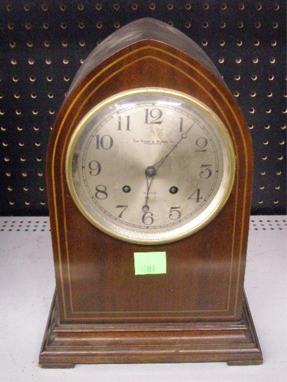 Waltham Beehive Mantel Clock Antique Clocks Price