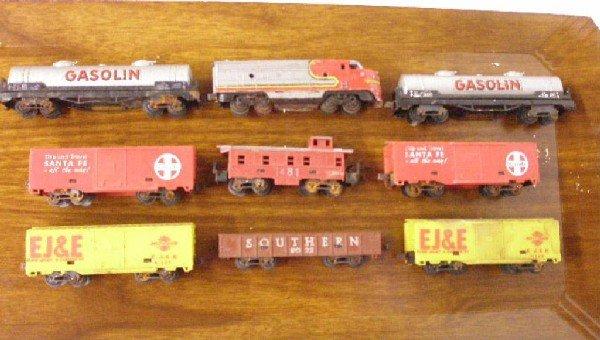 N gauge trains ebay