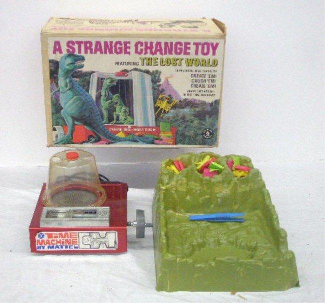 Strange Change Toy : Mattel strange change toy lot