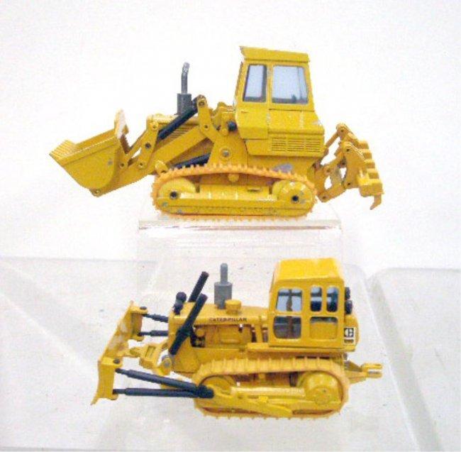116: NZG Die Cast Metal Construction Vehicles : Lot 116