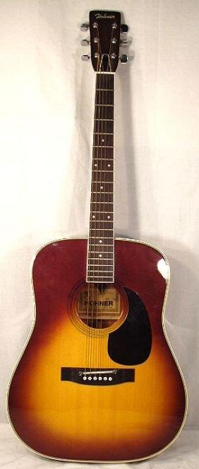 148 Hohner Acoustic Guitar Lot 148