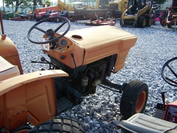 22 Kubota L175 Compact Tractor Lot 22