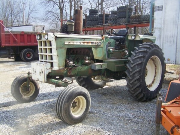 Farm Tractor Front Fenders : Oliver wide front farm tractor fenders lot