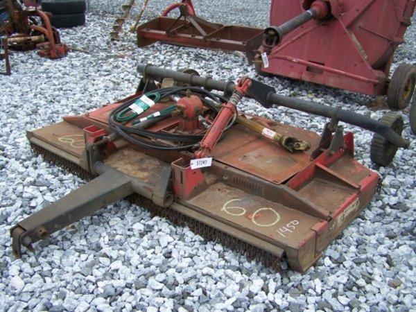 Brush Hog Chains : Bush hog bd pull type rotary mower for tractors