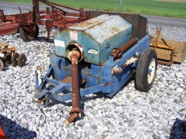 Tractor Pto Dynamometer : Mw p tow behind pto dynameters for tractors lot