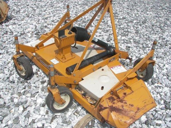 Woods Rm550 Finish Mower