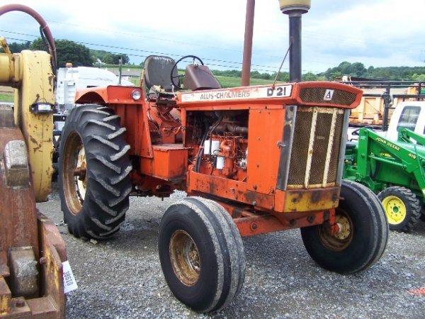 Allis Chalmers Tractors Farm Garden By Owner Sale Autos Post