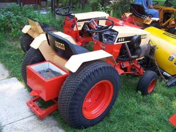 case 444 lawn garden tractor wiring diagram  case  free