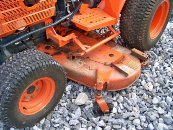 Kubota Tractor Hydraulic Blade : Moved permanently