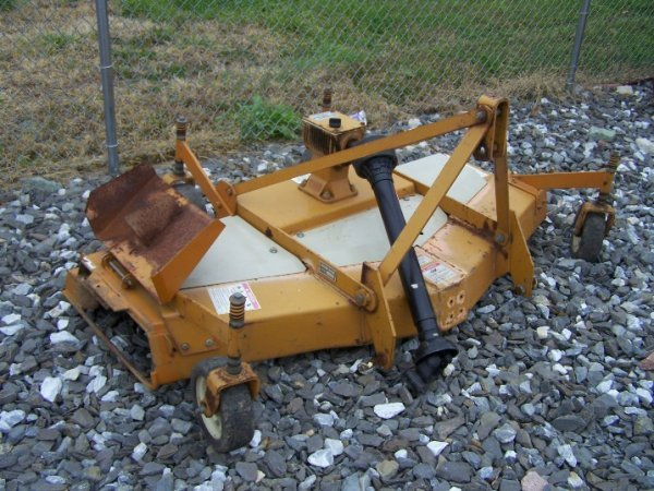 Woods Finish Mower : Woods rm pt finish mower for tractors lot