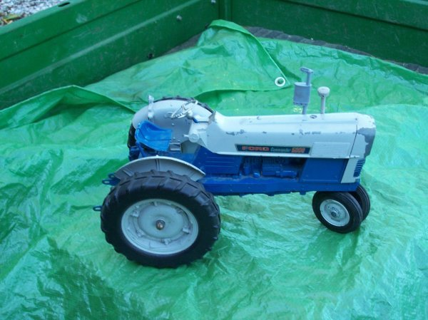 Ford 6000 tractor 1965 for pinterest