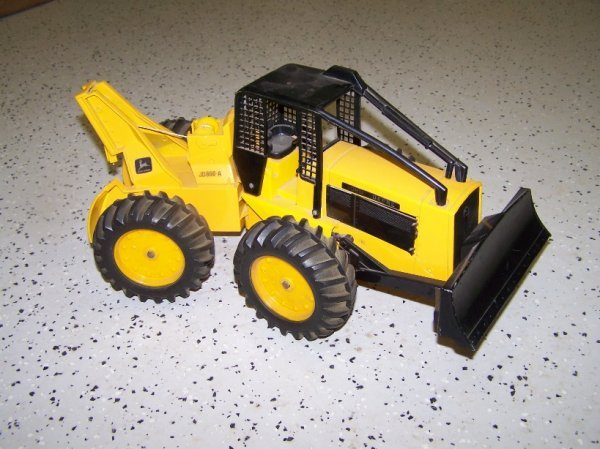 Wooden Toy Log Skidder : John deere toy log loader car interior design