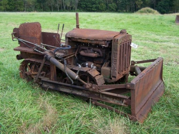 Old Antique Caterpillar Tractors : Antique caterpillar for sale video search engine at