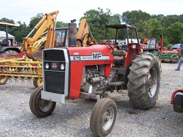 Mf 275 Tractor Data : Moved permanently