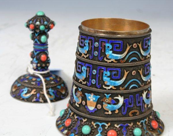 antique enamel vase - Import antique enamel vase products from