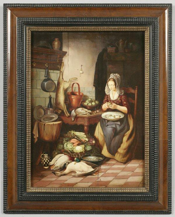 Van Meer Art Gallery --- Oil Gallery