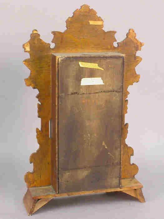 Seth Thomas Gingerbread Clock