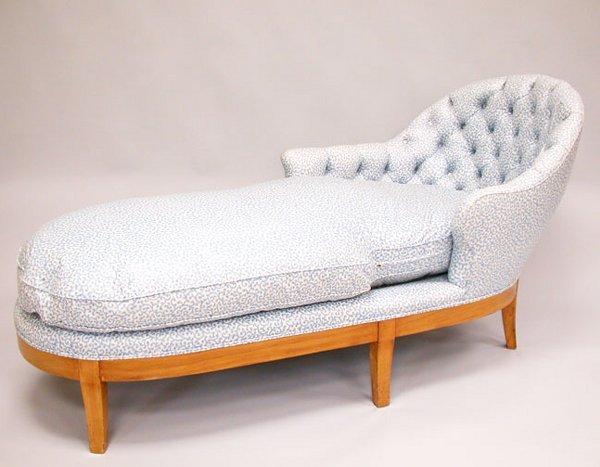 2019 biedermeier chaise longue lot 2019 for Biedermeier chaise