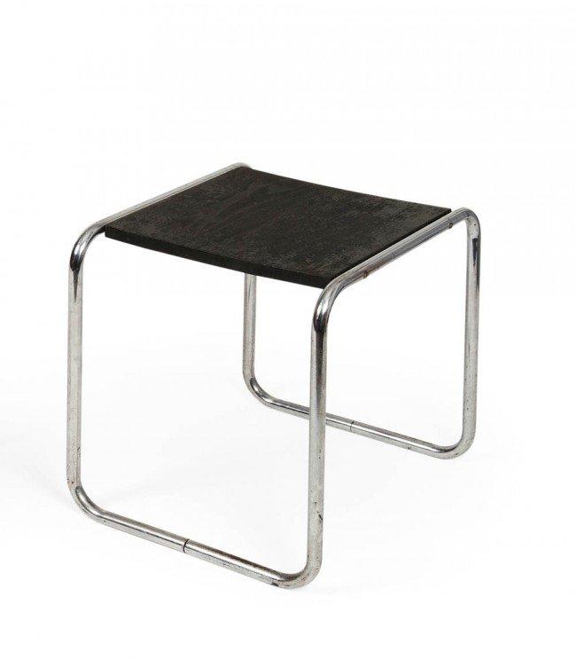 111 marcel breuer hocker um 1926 lot 111. Black Bedroom Furniture Sets. Home Design Ideas