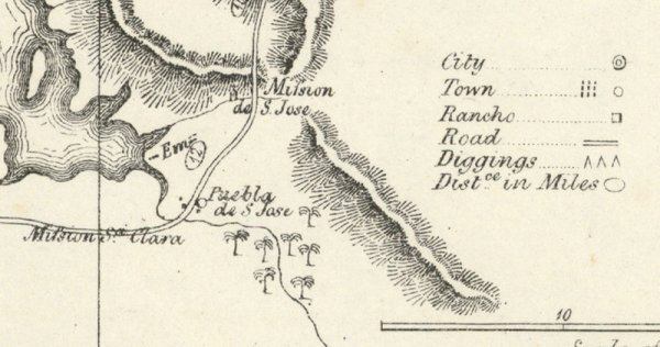 california gold rush newspaper. hot california gold rush map