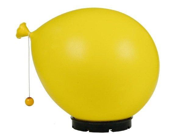 863 lampe 39 ballon 39 christin design lamp 1984 lot 863. Black Bedroom Furniture Sets. Home Design Ideas