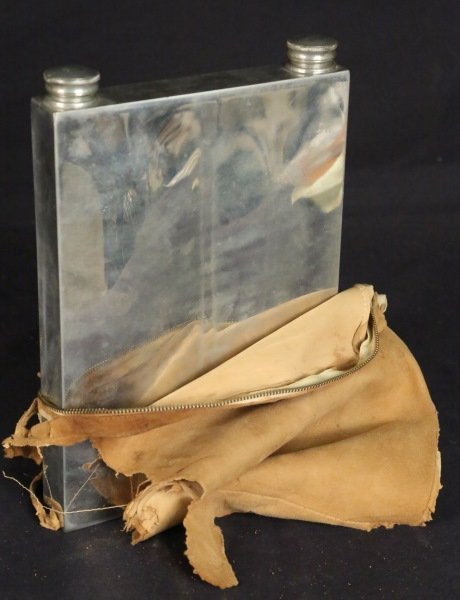 ABERCROMBIE AND FITCH FLASK