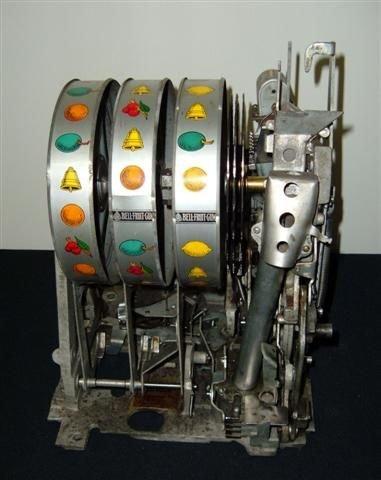 1940 mills slot machines