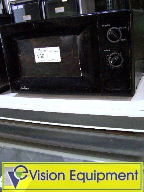 sunbeam convection oven instructions