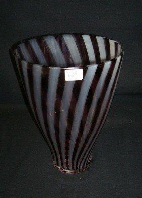 Venetian glass vase - TheFind